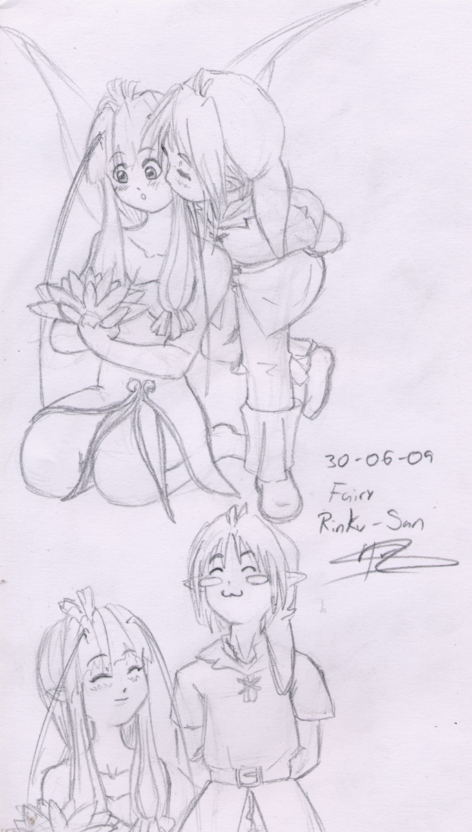 **:San-Art:** Fairy-rinku