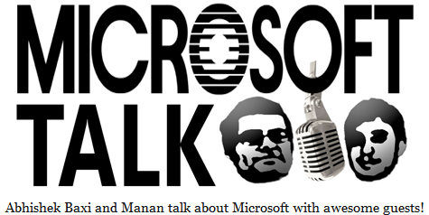 Microsoft Talk Podcast