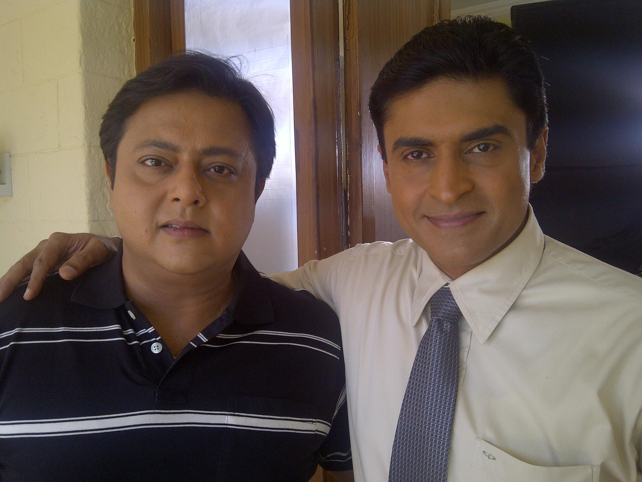Dr. Ashutosh with Armaan