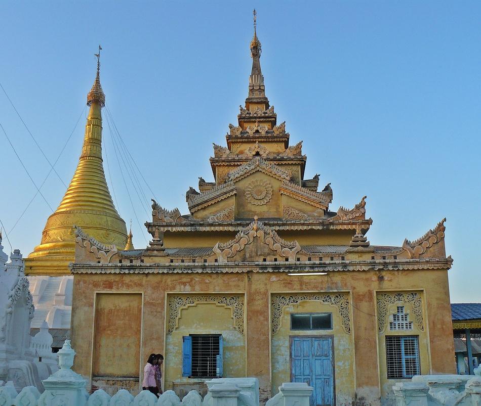 shwebo,la birmania