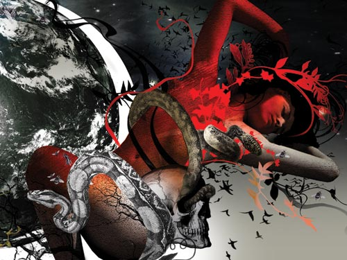 Medea (Gaia's evil sister)