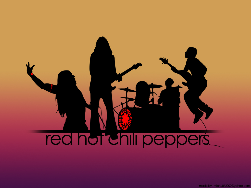 red hot chili pepers californication