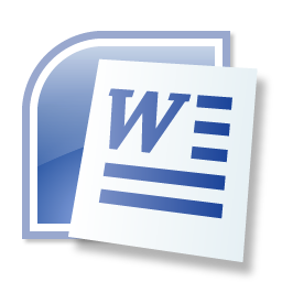 Microsoft Office Word 2007 icon