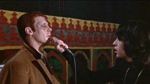 Performance, James Fox, Mick Jagger