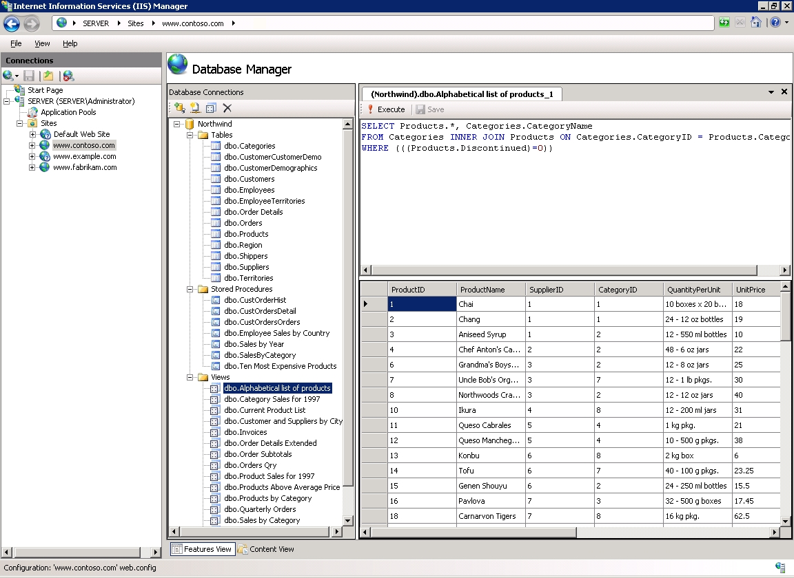 Database manager api topics on msdn robert mcmurray s blog msft