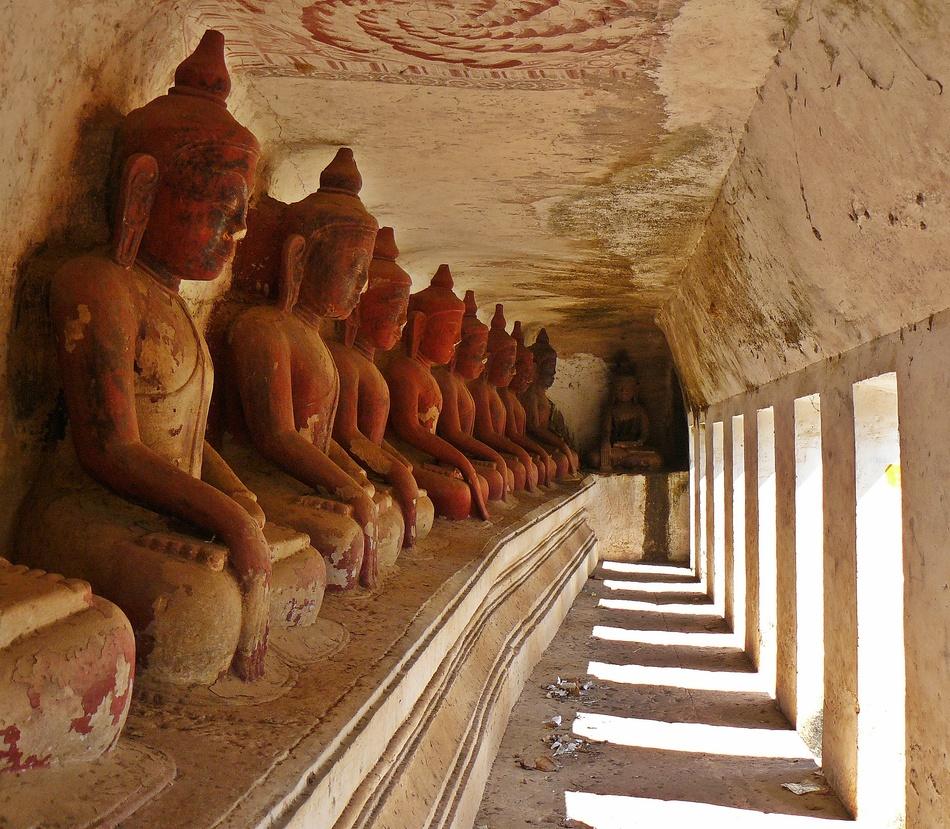 monywa,la birmania