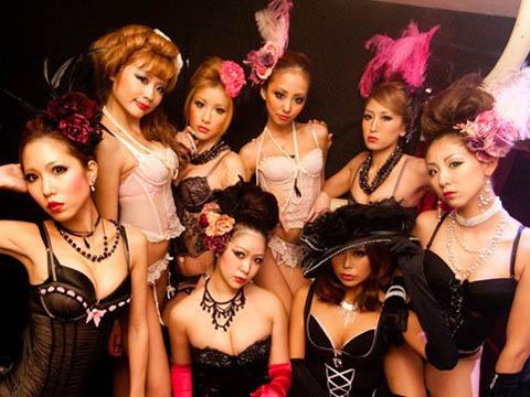 台湾人眼中的日本夜店文化