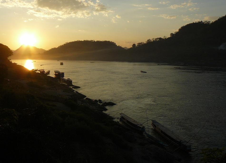 luang prabang,laos,foto di viaggi