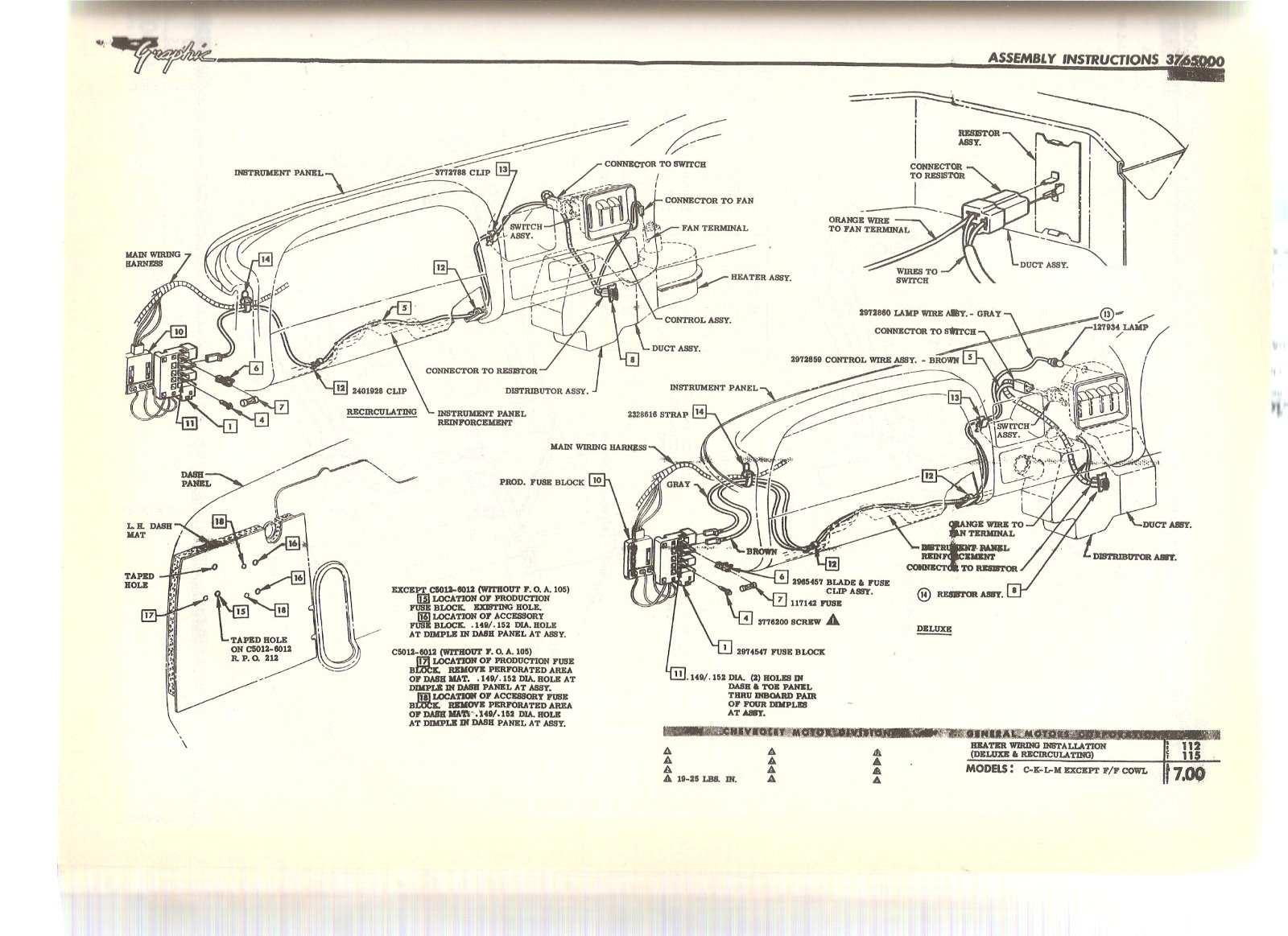 wiring diagrams for chevy trucks the wiring diagram wiring diagram the 1947 present chevrolet gmc truck message wiring diagram