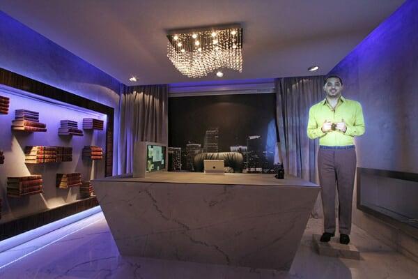 Casa FOA 2011: Oficina de un Ejecutivo 2.0 - Walter Russo Interiors