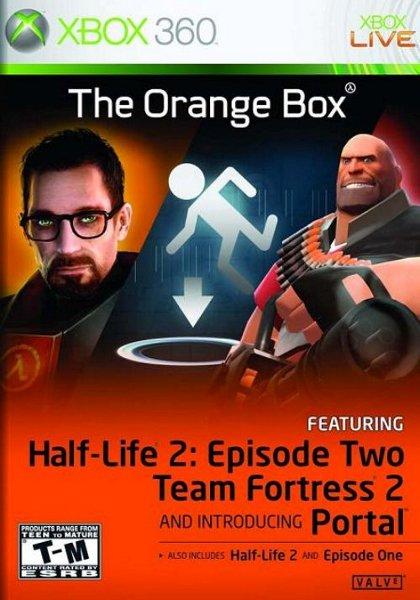 Half-Life 2:The Orange Box Free Inglés Mega +5