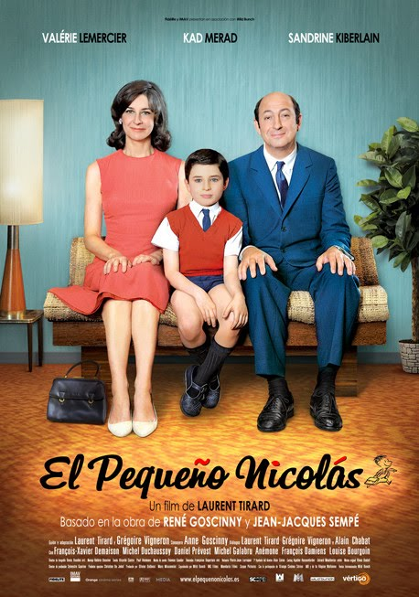 Estreno - El pequeño Nicolas : Información