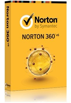 Norton 360 Version 6.0 (3 PCs 1 Year) with Backup Storage