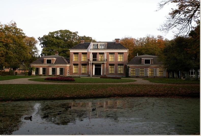 Stania State, Oenkerk, 25 okt. 2008