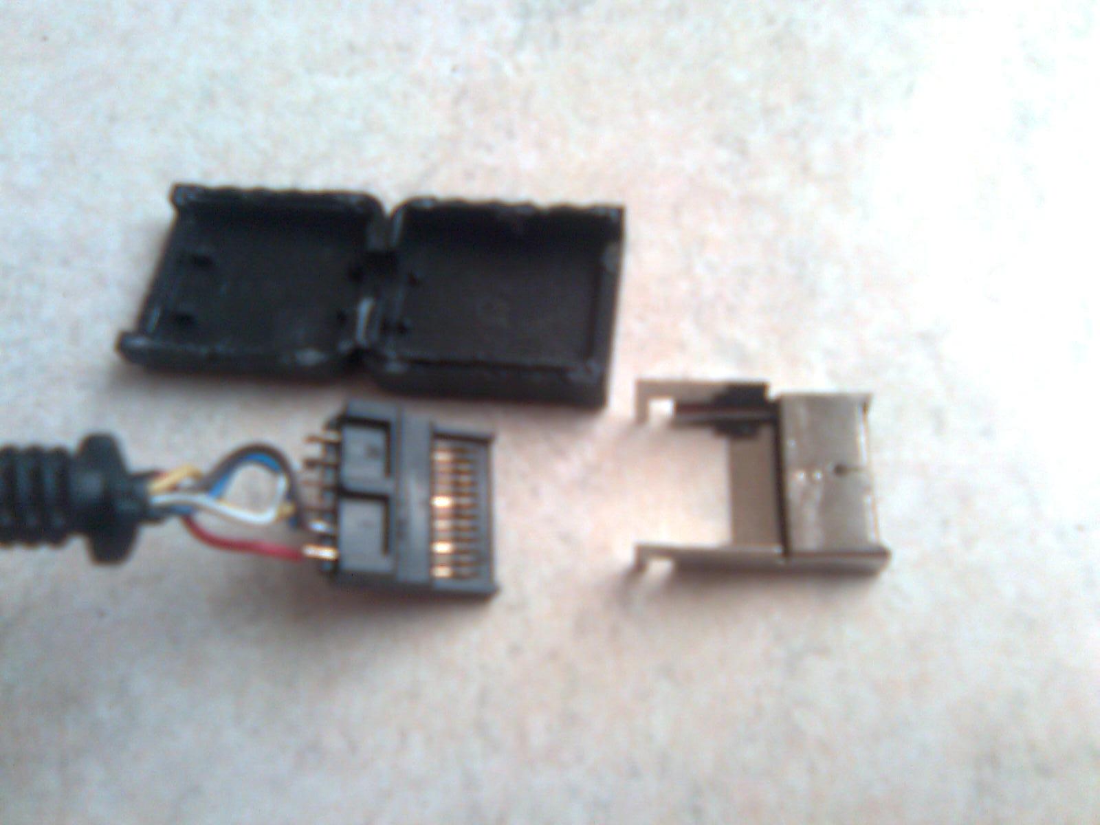 fabricar cable videocomponente p