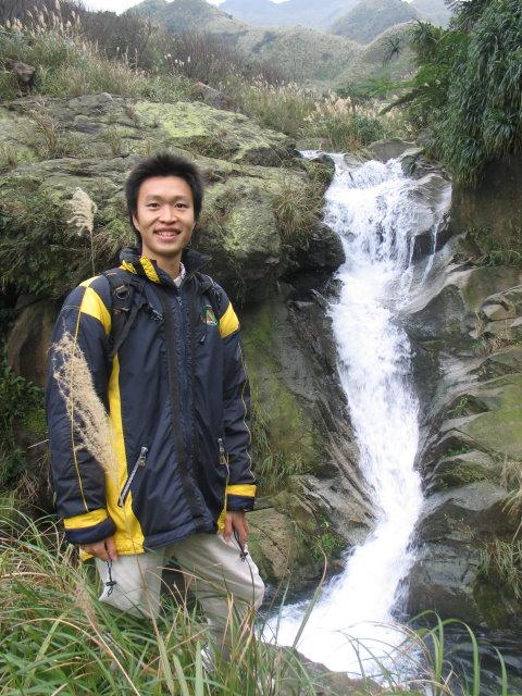 內九份溪瀑布