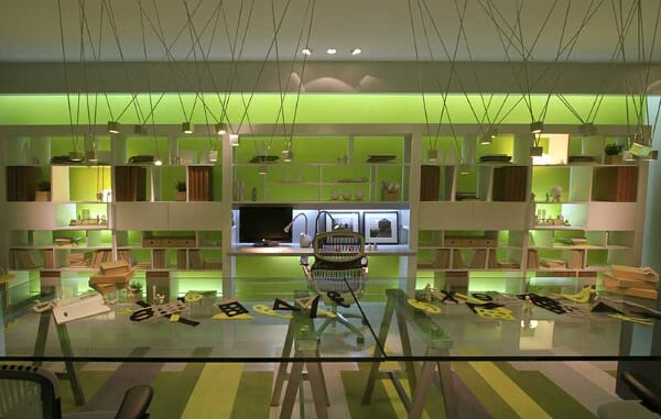Casa FOA 2011, espacio 4, Estudio para un joven Diseñador - Estudio López + Penas