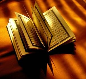 Al Quran:Guidance for Mankind.