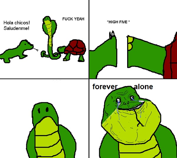 siempre solo