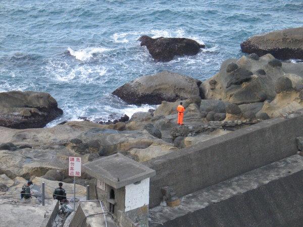 岸鱗墩砲台