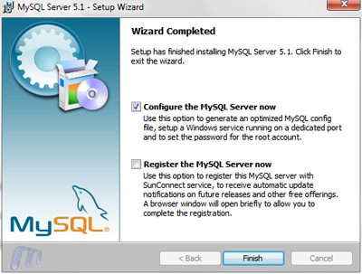 installing mysql on windows