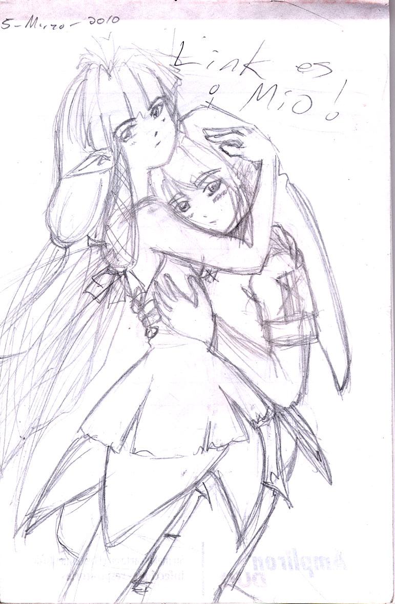 **:San-Art:** Fairy-link-mio