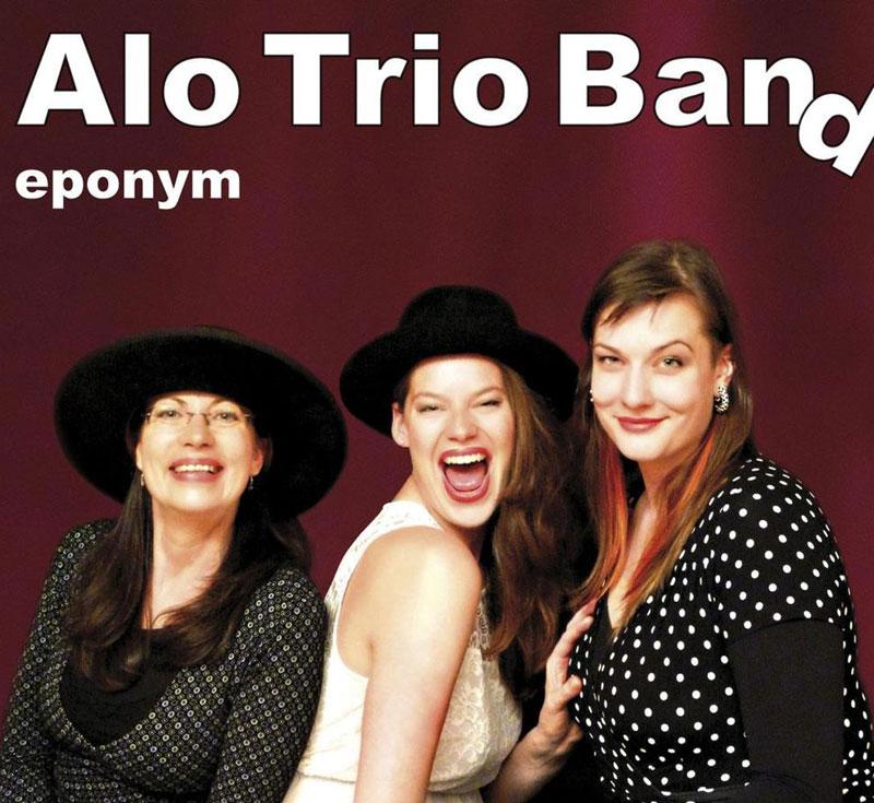 Alo Trio Band - Eponym (2015)