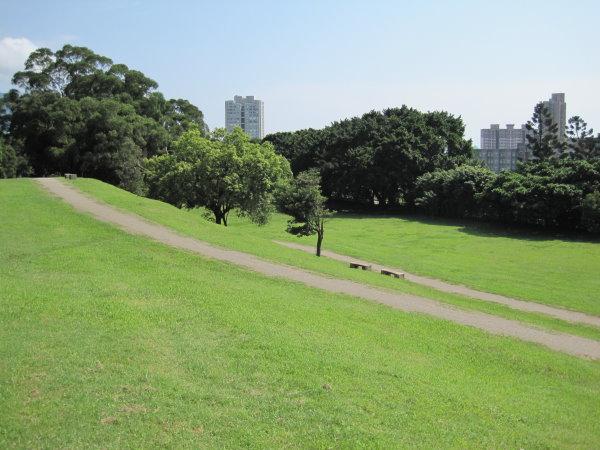 滬尾砲台公園