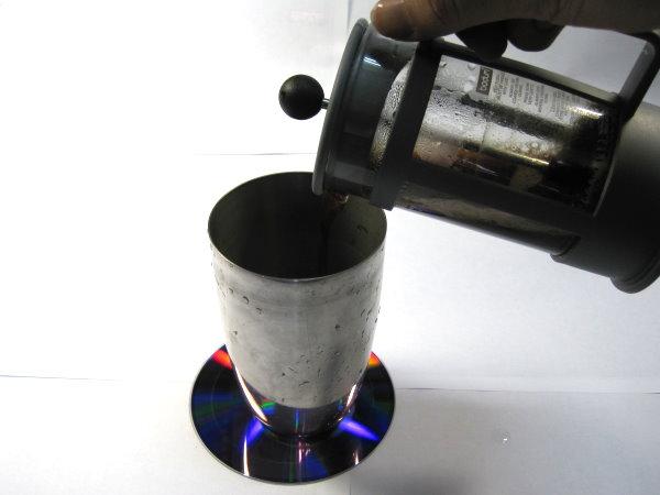 摩卡冰咖啡