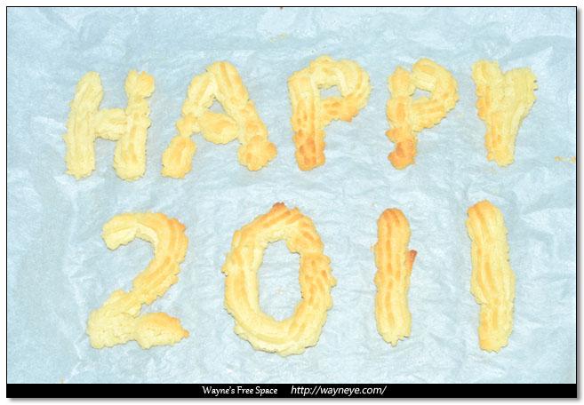 Happy 2011