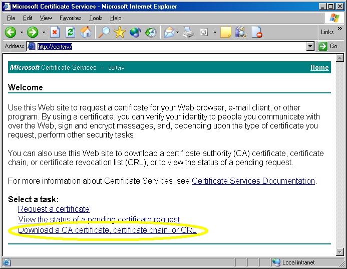 filing services download link