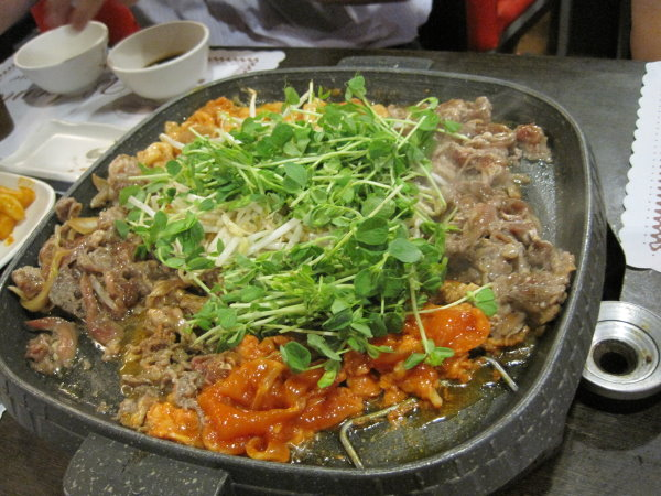 火樹銀花韓式燒烤