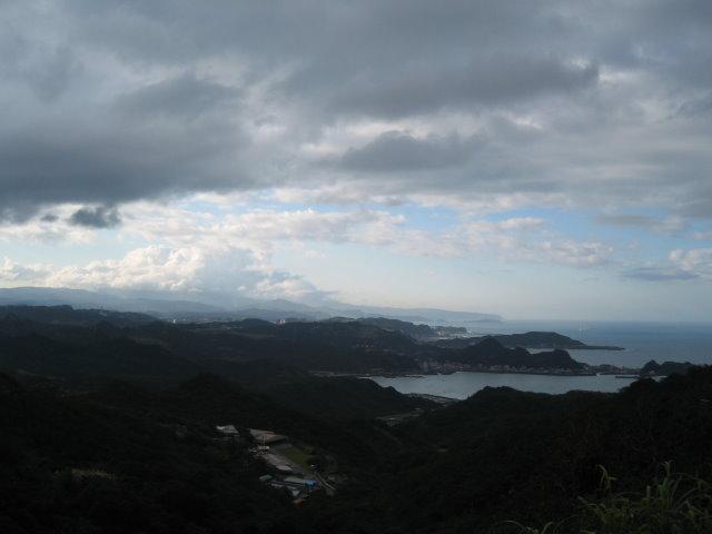 基隆山西峰