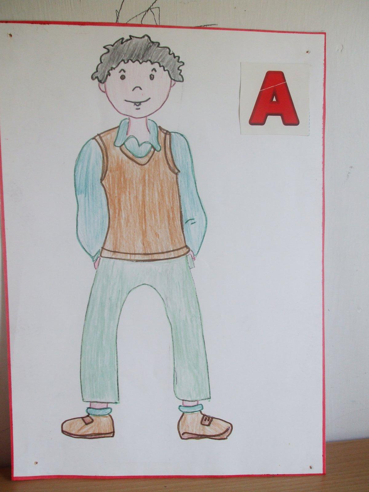 alfabeto A