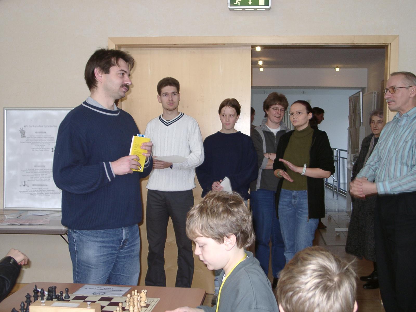Torgelower Nachwuchsopen 2000