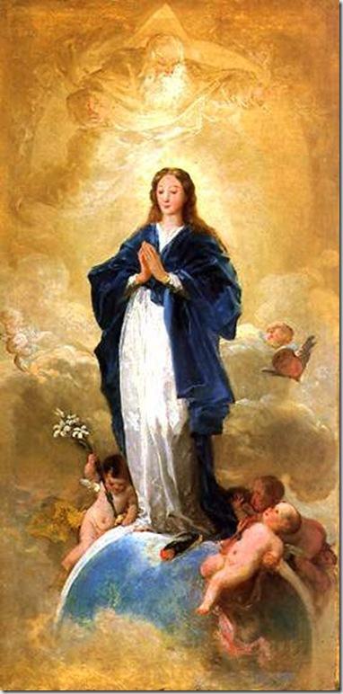 MAMÁ MARÍA VISTA POR EL PADRE