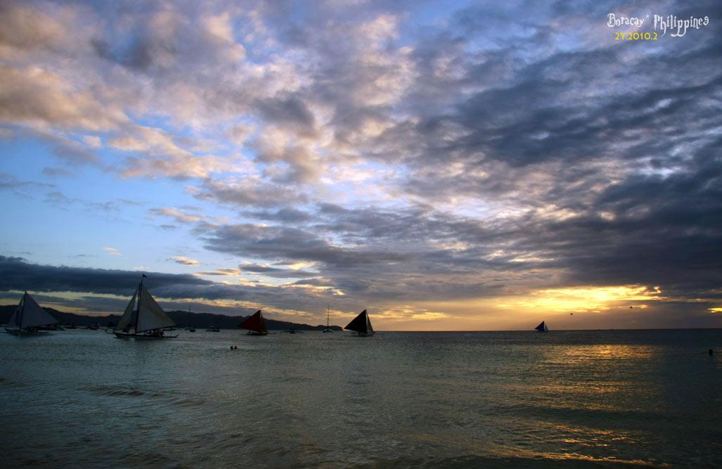 2010年2月菲律宾游(一):落日篇 - joanliu7617 - 二丫在网易的窝