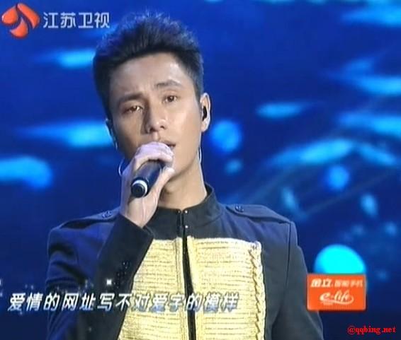 陈坤出现江苏卫视  幸福宣言  幻觉 2012江苏卫视元宵晚会