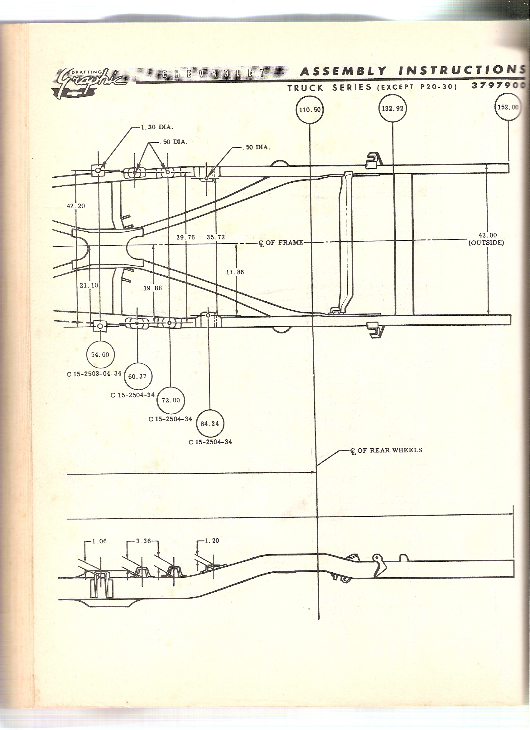 Tank As Well 1960 Chevy Truck Frame Dimensions Furthermore 1955