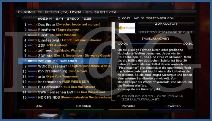 Infinity_HD For GP3 OE2.0